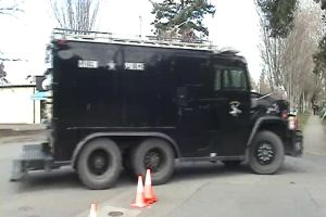 Salem Police SWAT unit