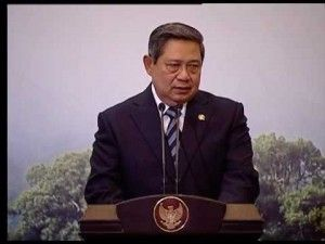 Mr. Susilo Bambang Yudoyono, President of Indonesia