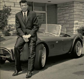 The legendary Carroll Shelby