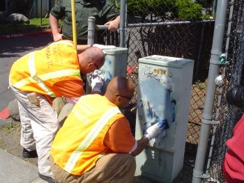 Inmates making Gresham, Oregon a better place 51707