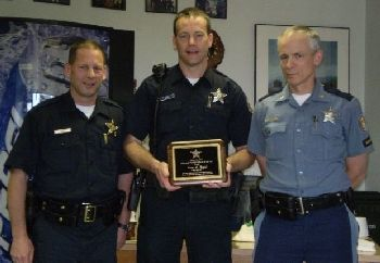 2009 OS Trooper of the Year