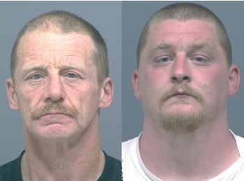 Randy Miller and Jedidiah Miller, suspects in ax attack on Memorial Day in Wilsonville, Oregon 53007