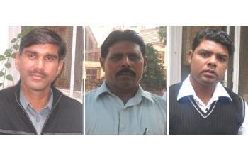 Pictures: Pastor Arif, Pastor Yousaf, & Pastor Shahid Gill