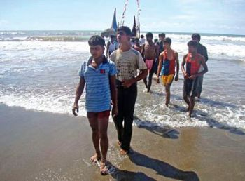 Survivors of sinking out of Bangladesh
