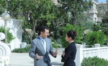 Bashar Assad speaking with RT's Sophie Shevardnadze: 'Syria faces not a civil war, but terrorism by proxies'­