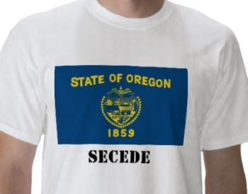 Oregon Secede shirt