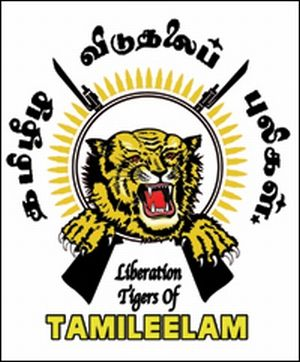 Flag of the Liberation Tigers of Tamil Eelam