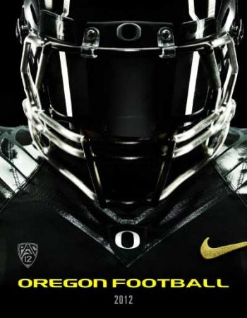 Oregon Ducks Football 2012