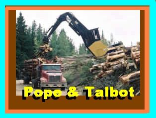 Photo of Pope and Talbot operations