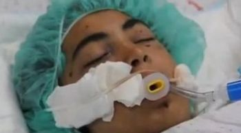 Girl in Palestine hurt by undetectable plastic shrapnel