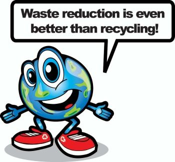 Waste reduction image