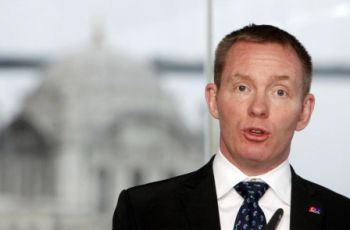 Chris Bryant MP, Labour's Shadow Immigration Minister