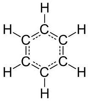 Benzene chemical structure