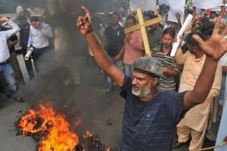 Attacks on Christians in Pakistan