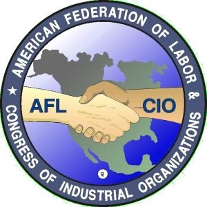 AFL CIO logo