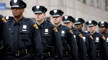 Police in America are Israel- DHS trained