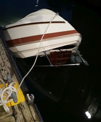 Depoe Bay capsized boat