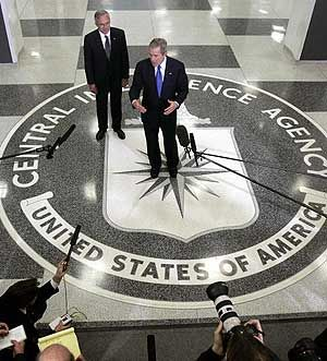 Bush and the CIA