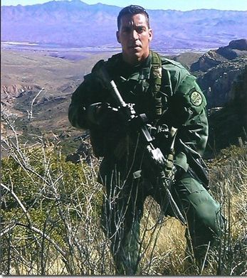 USBP Agent Brian Terry