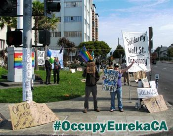 Occupy Eureka