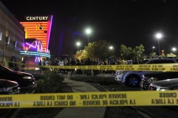 Colorado shooting at theatre